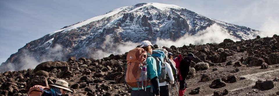 6 Day Kilimanjaro Climbing, Machame Route