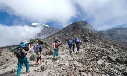 Kilimanjaro Umbwe Route 7 Days Climb Via Western Breach