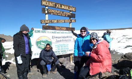 Kilimanjaro – Safari and Beach Holiday