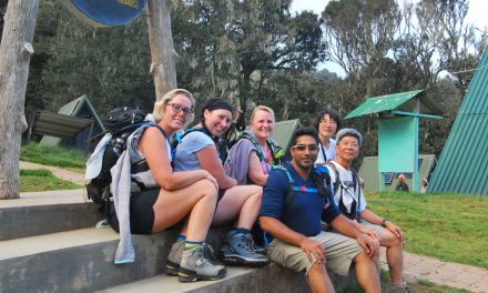 7 Day Kibo Trekking Rongai Route