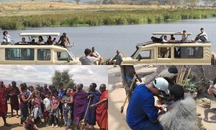 5 Days Walking Safari in Ngorongoro