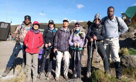 6 Days -Kilimanjaro Marangu Route