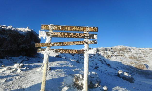 Kuwa Huru Tanzania Adventure – Emergency-Oxygen